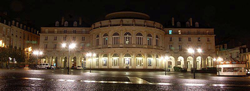 opéra rennes wikimedia MaryDo CC BY SA 3.0