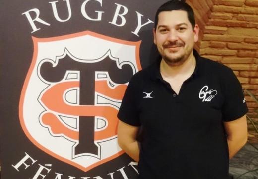 Yoann Médard / Coordinateur Général du Stade Toulousain Rugby Féminin