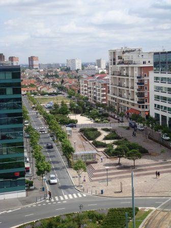 esplanade jean rostand bobigny - Wikimedia Hegor CC BY SA 3.0