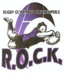 logo rock rugby quimperlé