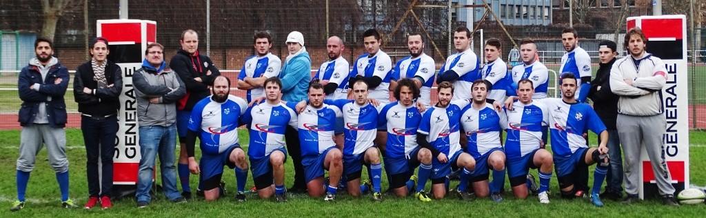 Equipe II Lagny