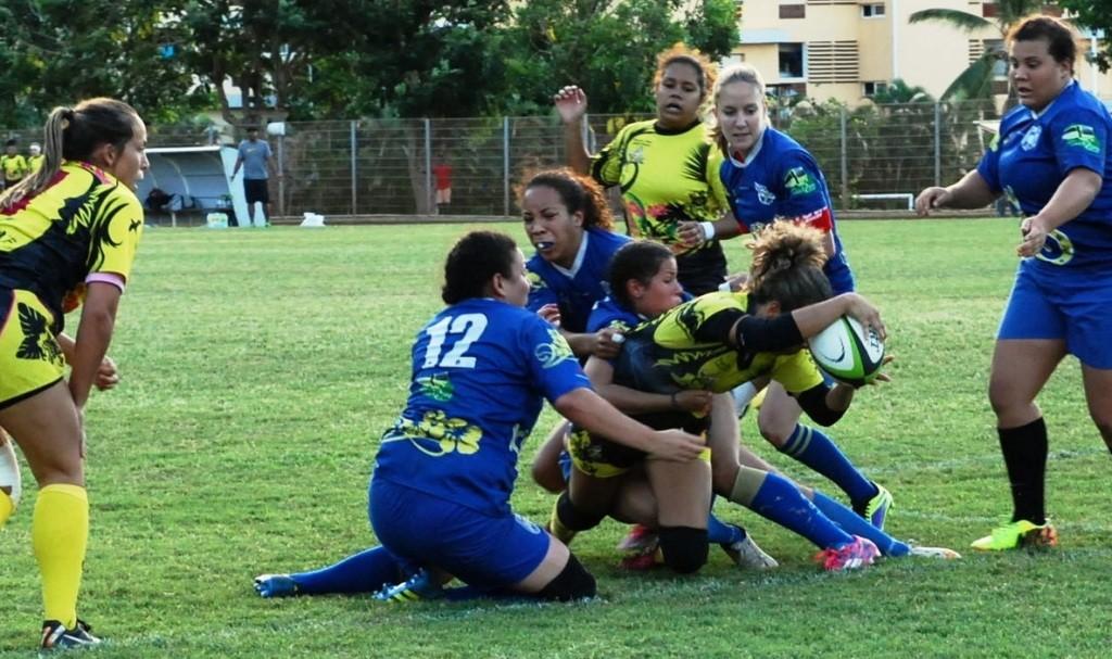 Finale Championnat Réunion mai 2015 contre Tampon