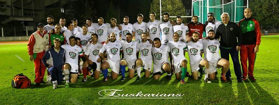Photo équipe Euskarians