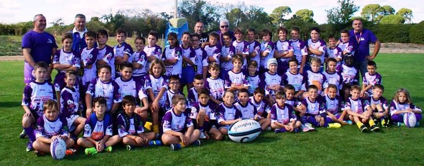 ecole de rugby pézenas