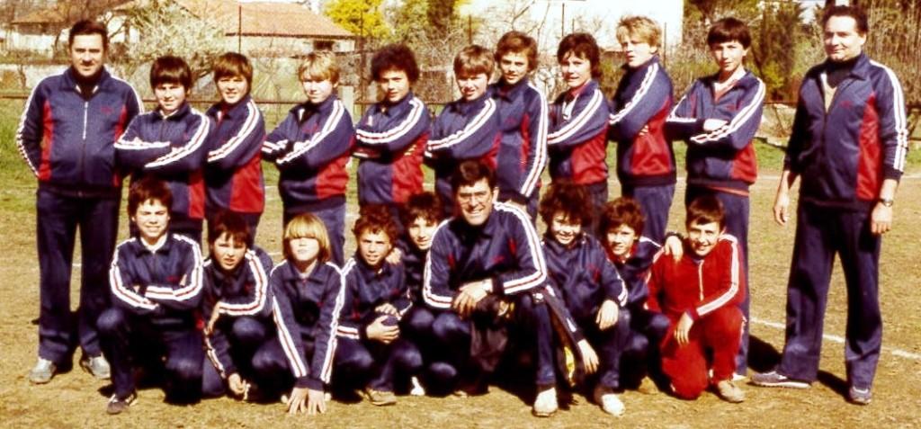 laurent carayon Minimes Béziers 1982