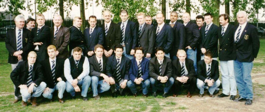 lionel vdb 1ere match montée 97
