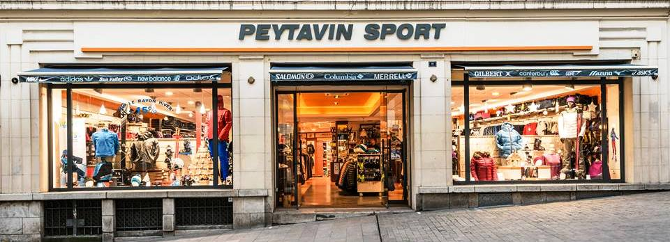 magasin Peytavin Sports
