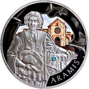 Aramis - Wikipedia - Domaine Public