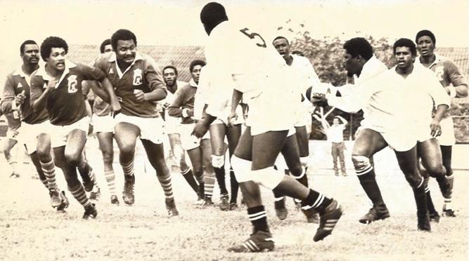 José en sélection contre Trinidad