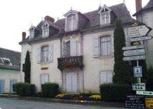 Mairie Aramits Wikipedia - France64160 - Domaine public