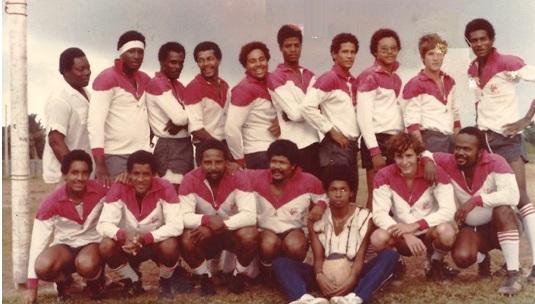 josé gauloise trinité 1979