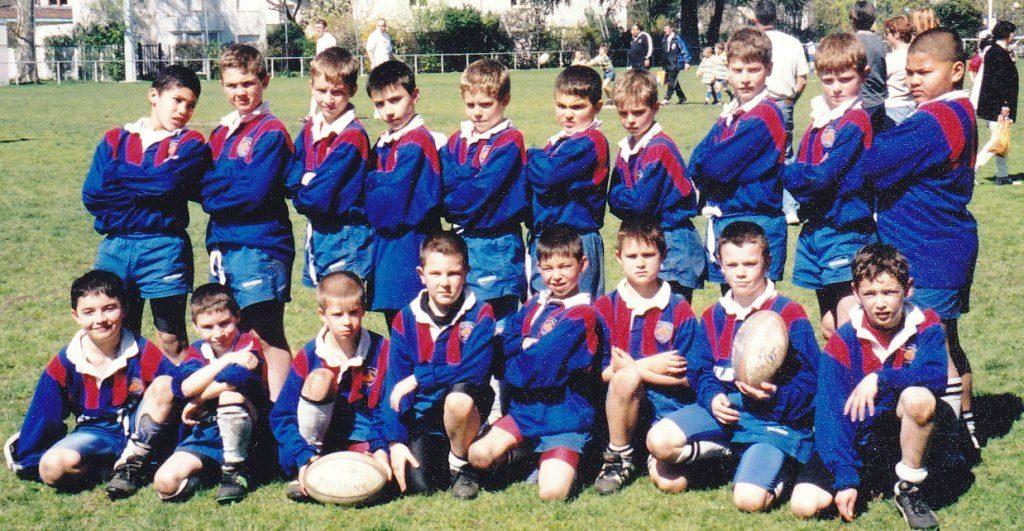 Jérôme -11 FCG 2002