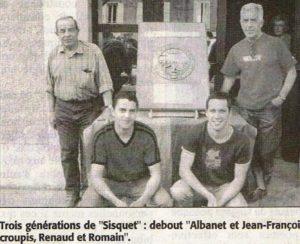 beltran pères et fils 2008