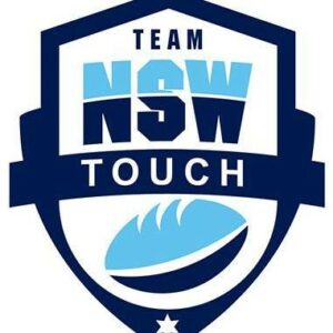 logo Newcastle touch rugby