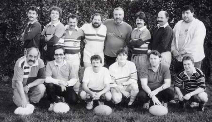 1995 Educateurs ecole de Rugby