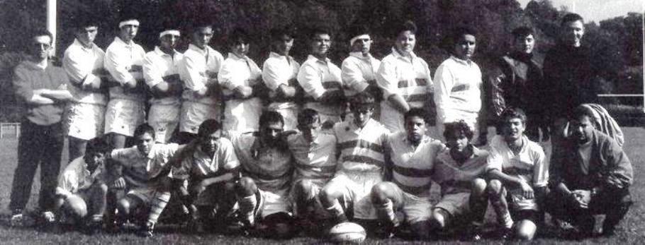 BenAli en Cadets en 97