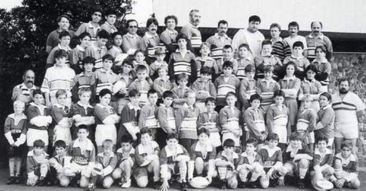 Ecole de Rugby ASB 1995
