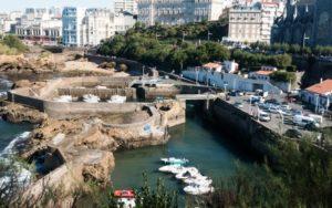 Port pêcheurs Biarritz - Wikimedia-Daniel Villaruela-CC BY SA 4.0