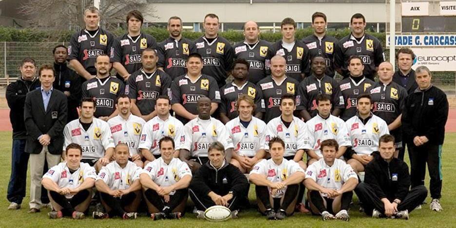 Laurent cadau PRO D2 PARC Saison 2004-2005