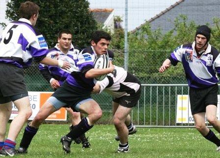 Tournoi a l'attaque contre Pont l'Abbé 2005