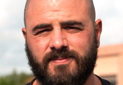 Alexandre Sarribeyioglou / Pilier à l'A.U.C. Rugby