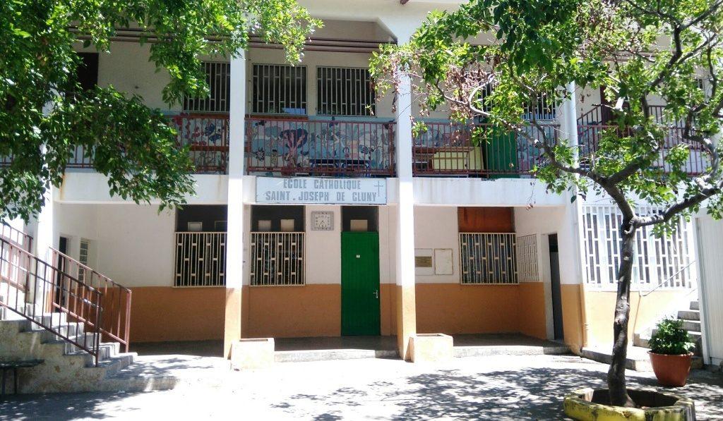 Ecole catholique saint joseph de cluny