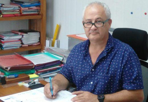 Patrice Maillot / Président de l'Etang Salé Rugby Club