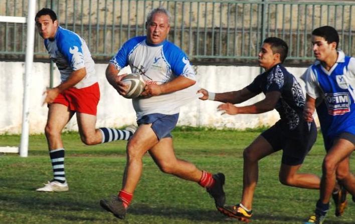 patrice maillot    pr u00e9sident de l u2019etang sal u00e9 rugby club