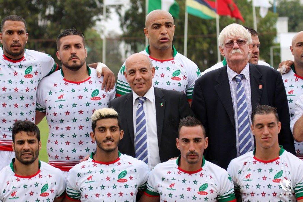 adil coupe d'afrique juillet 2016 vs ile maurice
