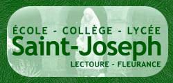 logo lycée saint joseph lectoure