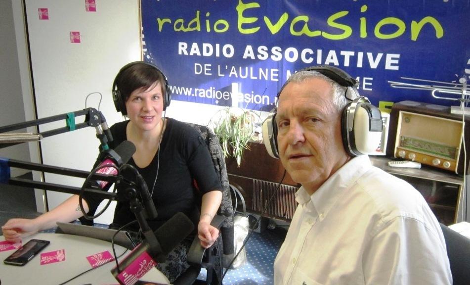 JP avec Laurie Guillou Chanteuse de Concarneau