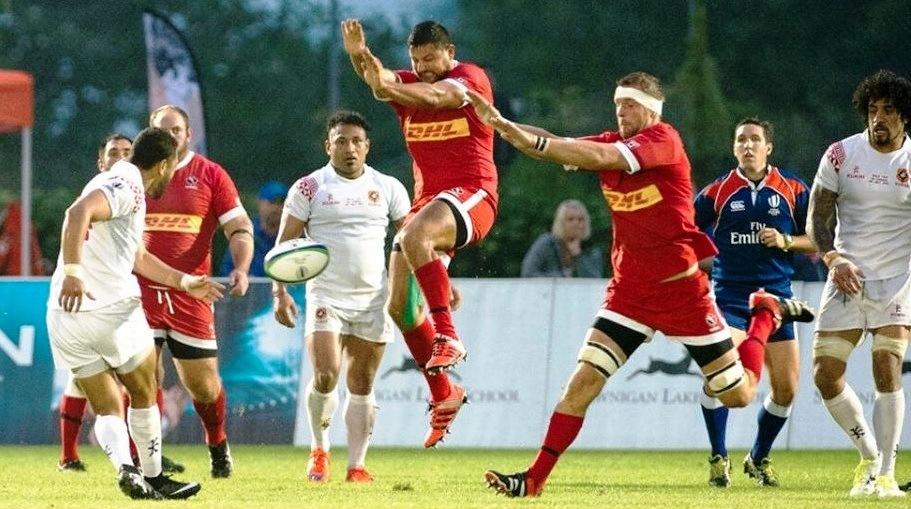 APC Canada Tonga 2014