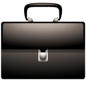 Attache Case Icon