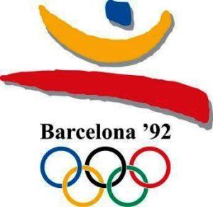 Logo JO Barcelone 1992