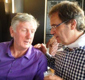 10 - Histoire du PUC quelle rencontre Graham Mourie