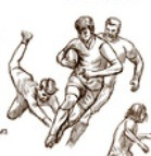 Dessin Rugby - Fotolia_56995526_XS