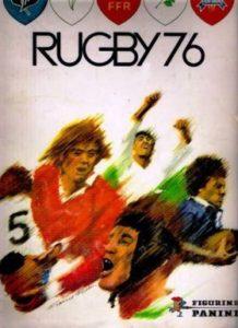 Panini Rugby 76
