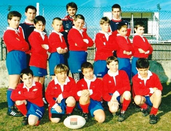 Maxime école de rugby
