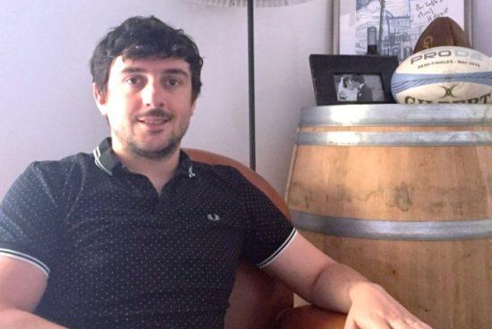 Maxime Claux / Cantalou et Analyste Vidéo à l'Union Bordeaux Bègles