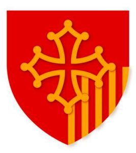 Blason occitanie Glob0 - CC BY SA 4.0 International