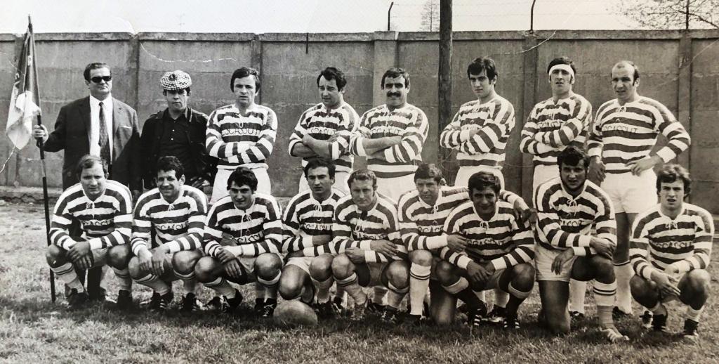 Montpellier XIII en 70