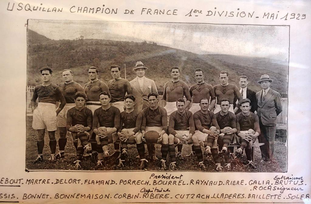 usq champion france 1929