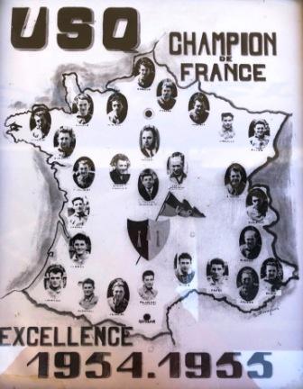 usq champion france 1955