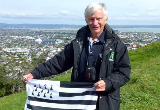 Alain Berthe / Ancien Président du Rugby Club de Vannes