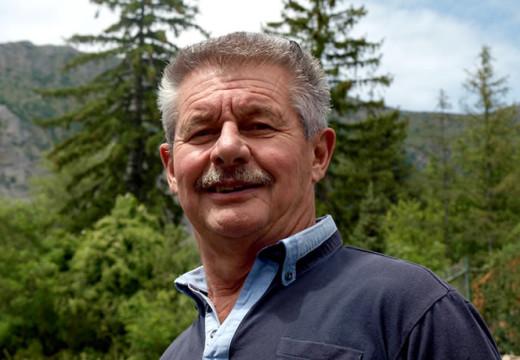 André Maurel / Ancien Président du Gap Hautes-Alpes Rugby