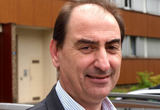 Nicolas Gestas / Directeur du Rugby Club Massy Essonne