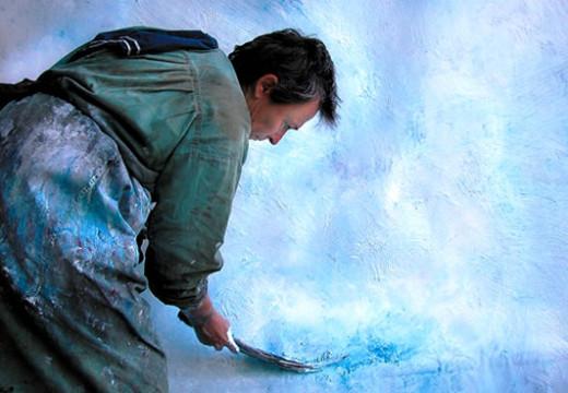 Lydie Arickx-Bianchi / Artiste peintre-sculpteur à Angresse