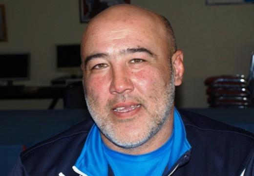 Viktor Didebulidze / Entraineur des avants du RC Massy Essonne