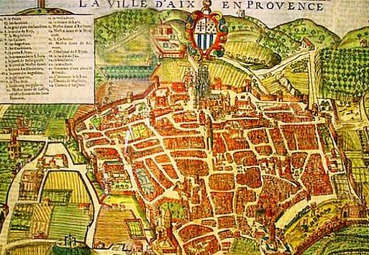 Aix-en-Provence // Histoire
