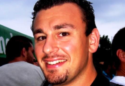 Adrien Attia / Pilier à l'US Tyrosse Rugby Côte Sud